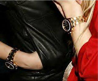 как правильно носить часы девушкам