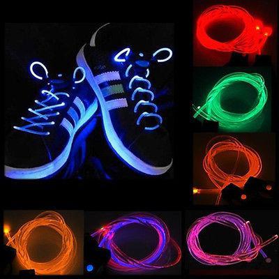 Как сделать светящиеся шнурки в домашних условиях из подручных средств