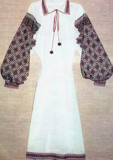 украинские платья с вышивкой