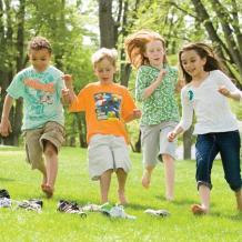 подвижные игры для детей в лагере