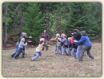 интересные игры знакомства в лагере для детей