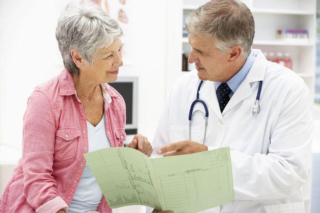Климаксное состояние женщины: симптомы