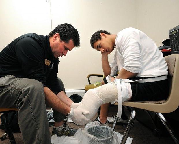 операция ампутация ноги