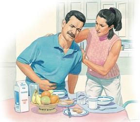 Боли в пояснице и яичке у мужчин причины
