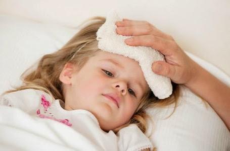 температура без соплей и кашля у ребенка