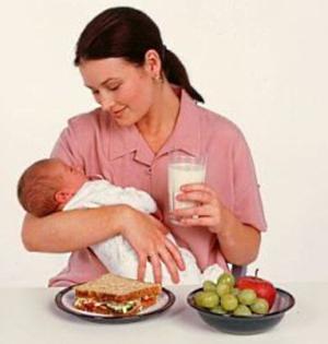 Что можно кушать кормящей маме в первый месяц после родов, таблица.