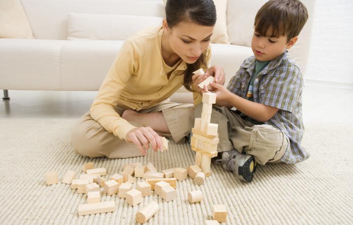 занятия для детей 6 7 лет дома