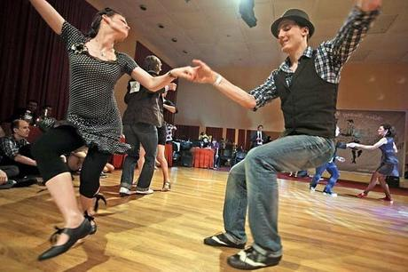 конкурсы танцевальные