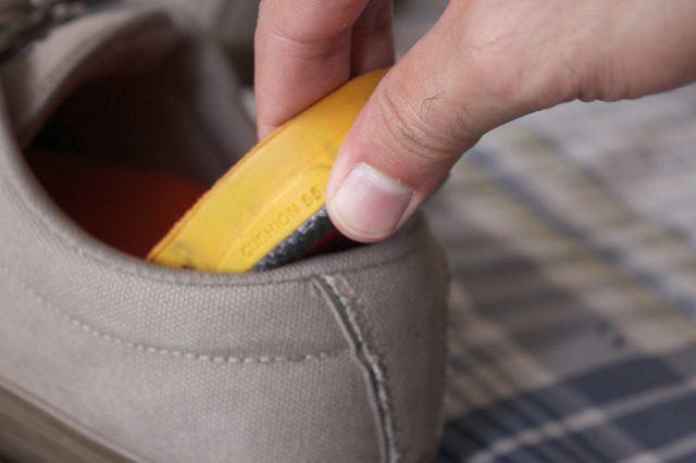Как сделать чтобы обувь не жали