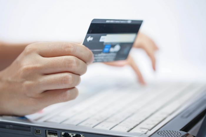Номер кредитной карты Visa Россия