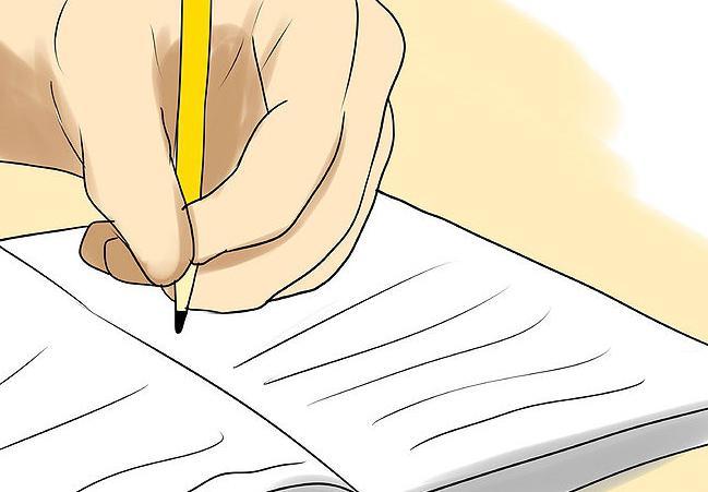 как правильно писать конспект урока