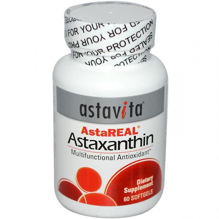 Astaxanthin инструкция - фото 11