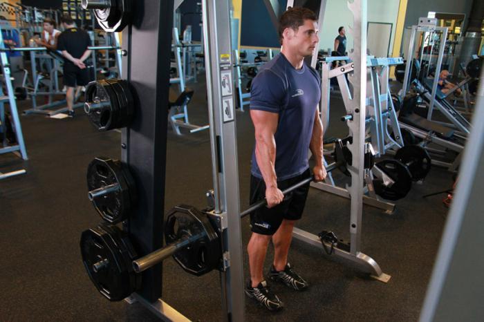 силовых упражнений для мужчин