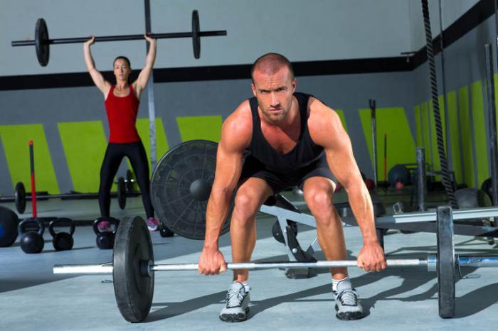 лучшие силовые упражнения