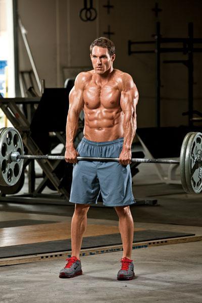 Упражнения на плечи в тренажерном зале в картинках 13