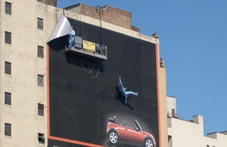 изготовление билбордов