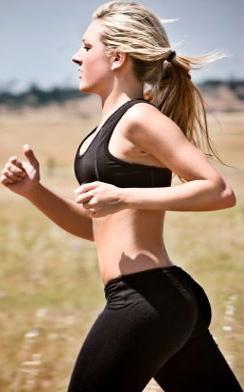 Как упражнения помогают избавится от лишнего веса