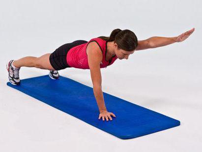 упражнение планка отзывы результаты до и после