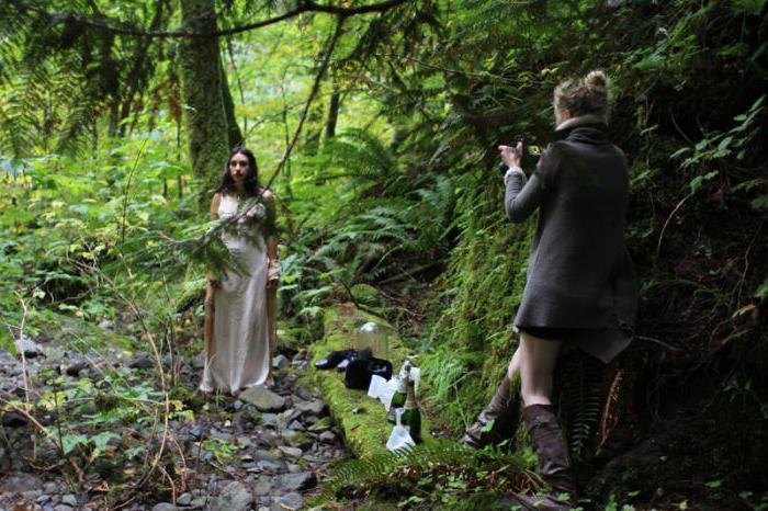 Фотосессия в лесу: какими идеями можно воспользоваться?