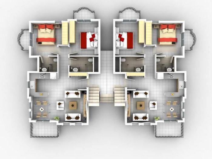 Просто программа домов проектирования