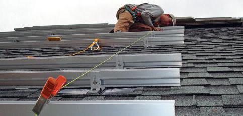 Покрыть крышу рубероидом своими руками