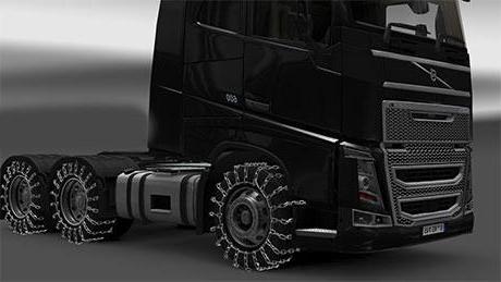 браслеты противоскольжения своими руками на грузовиках