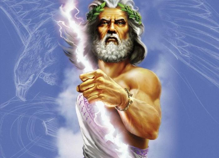 боги древней греции картинки