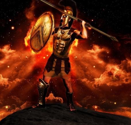 Олимпийские боги Древней