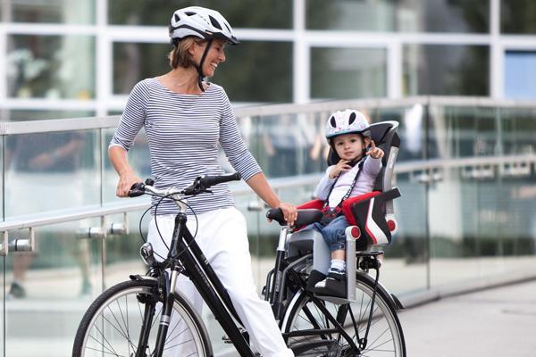 детское велокресло на раму