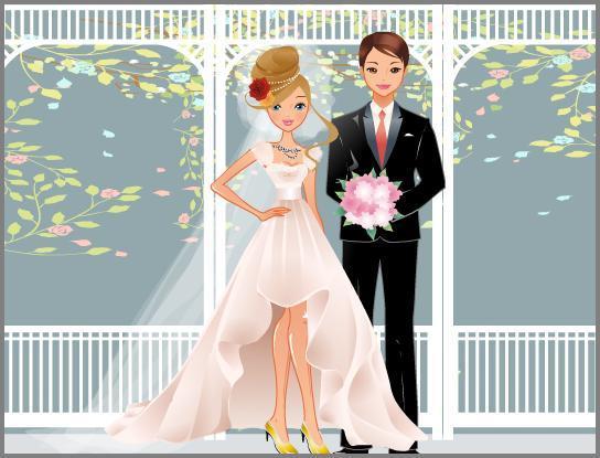 «Свадебные одевалки» - репетиция реальной свадьбы