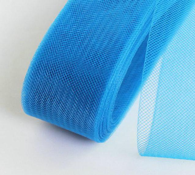 как пришить регилин к низу юбки