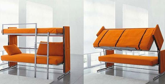 двухъярусные кровати трансформеры цены