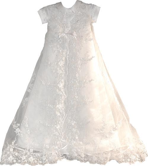 платье на крестины для девочки