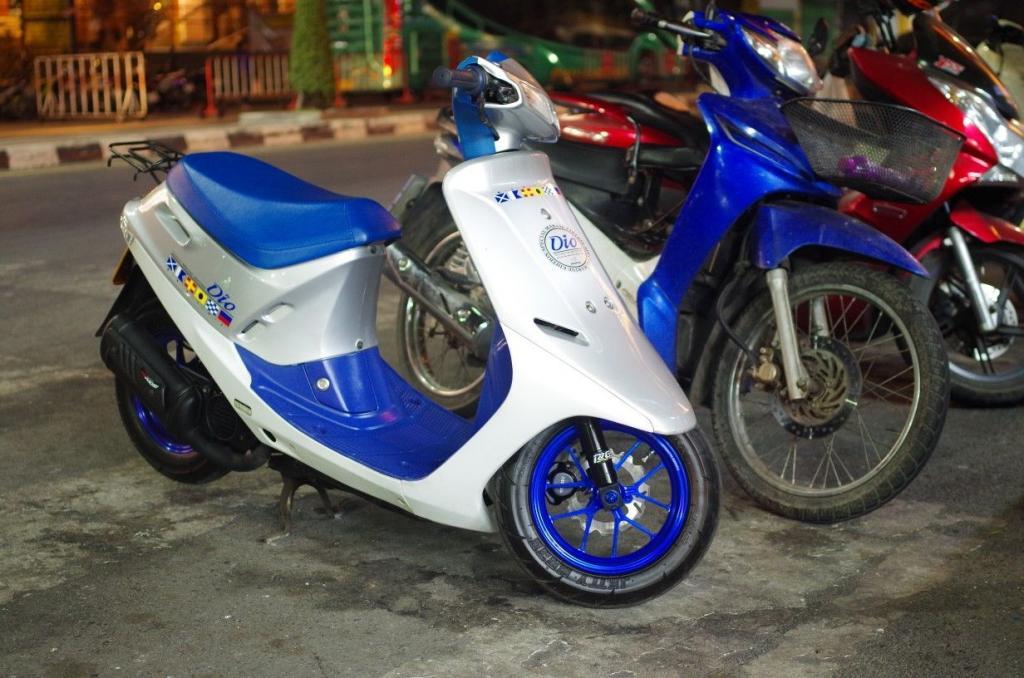 Honda Dio ZX 35