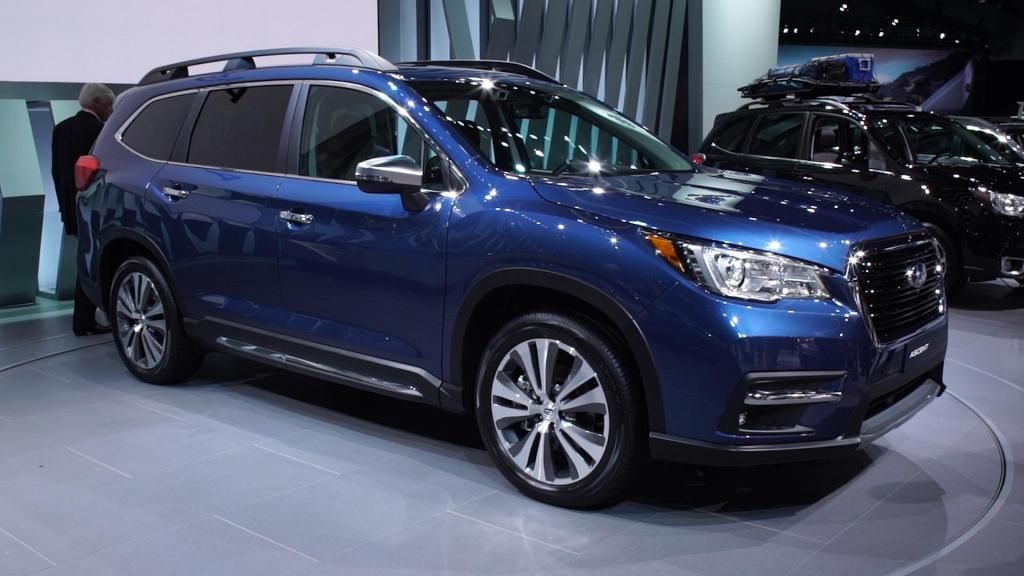 Hyundai Santa Fe синий
