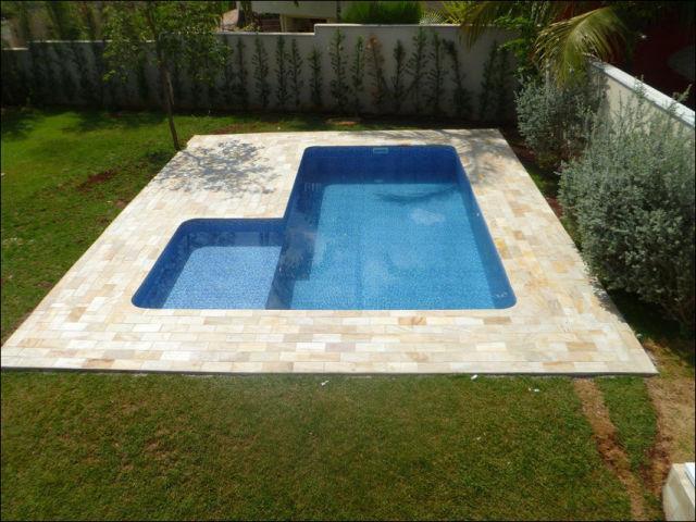 Как сделать бассейн своими руками на даче из кирпича