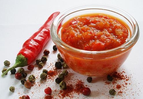 абхазская аджика зеленая рецепт приготовления