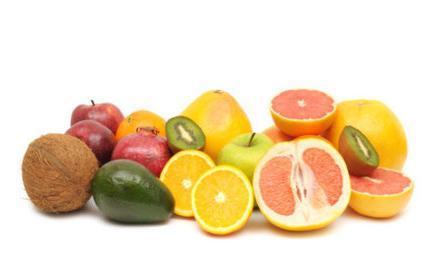 какие фрукты сжигают жир на животе