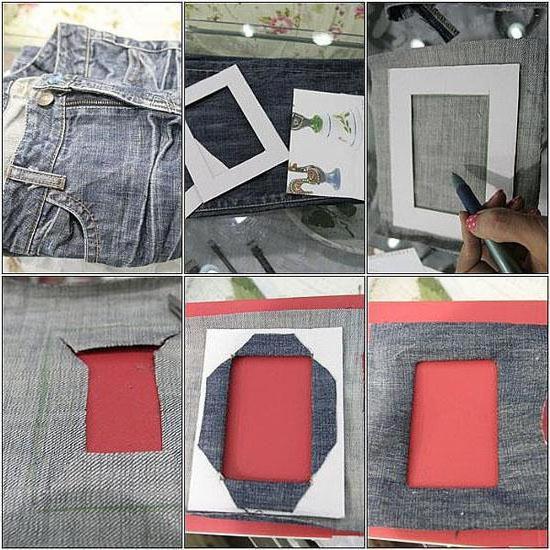 как сделать рамку из бумаги