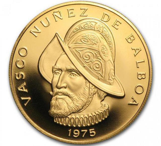 валюта панамы