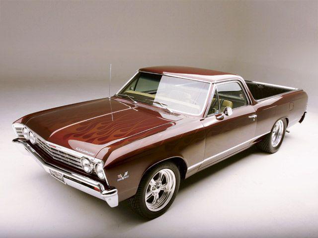 Американская классика авто: стиль и мощь