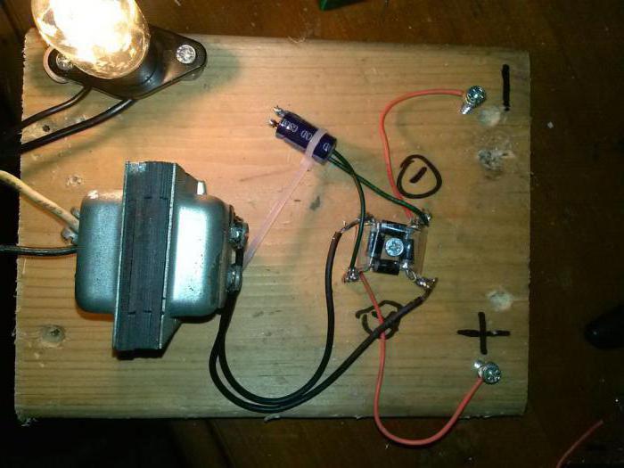как из переменного тока сделать постоянный 220