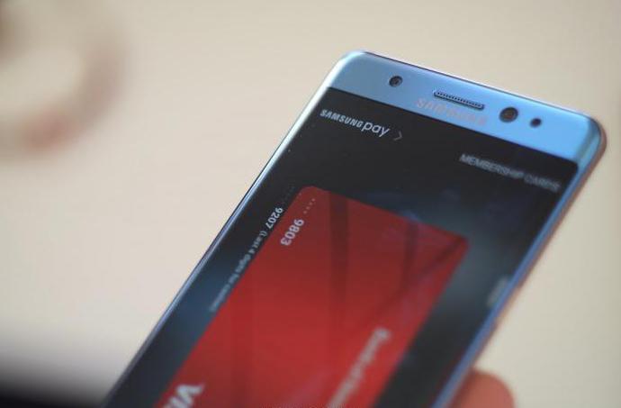 Как пользоваться Samsung Pay, сбербанк