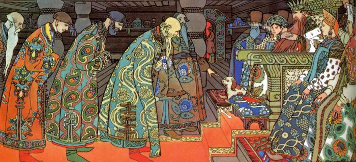 Сказки пушкина для детей 1 класса читать