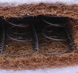 детский матрас кокосовая койра