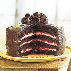 Разные начинки для тортов рецепты