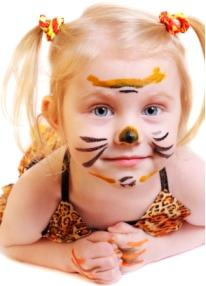 Аквагрим своими руками фото для детей