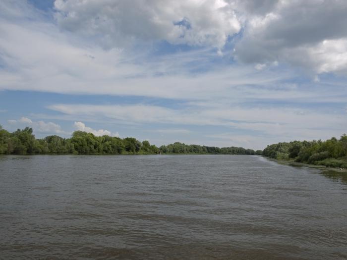 Зная, куда впадает Москва-река