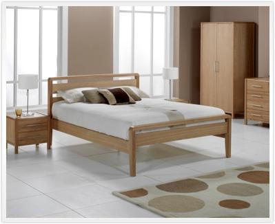 Кровать двуспальная размеры