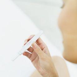 Тест на беременность электронный
